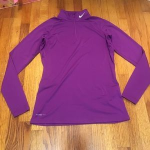 Nike Pro Combat Fitted Therma Fit Pullover